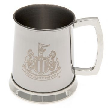 Newcastle United Stainless Steel Tankard